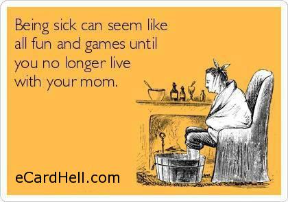 Being-sick